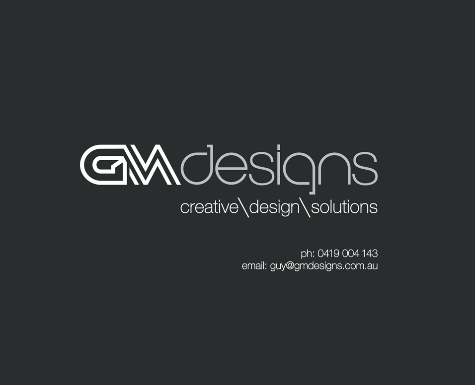 GM Designs Creative \ Design \ Solutions