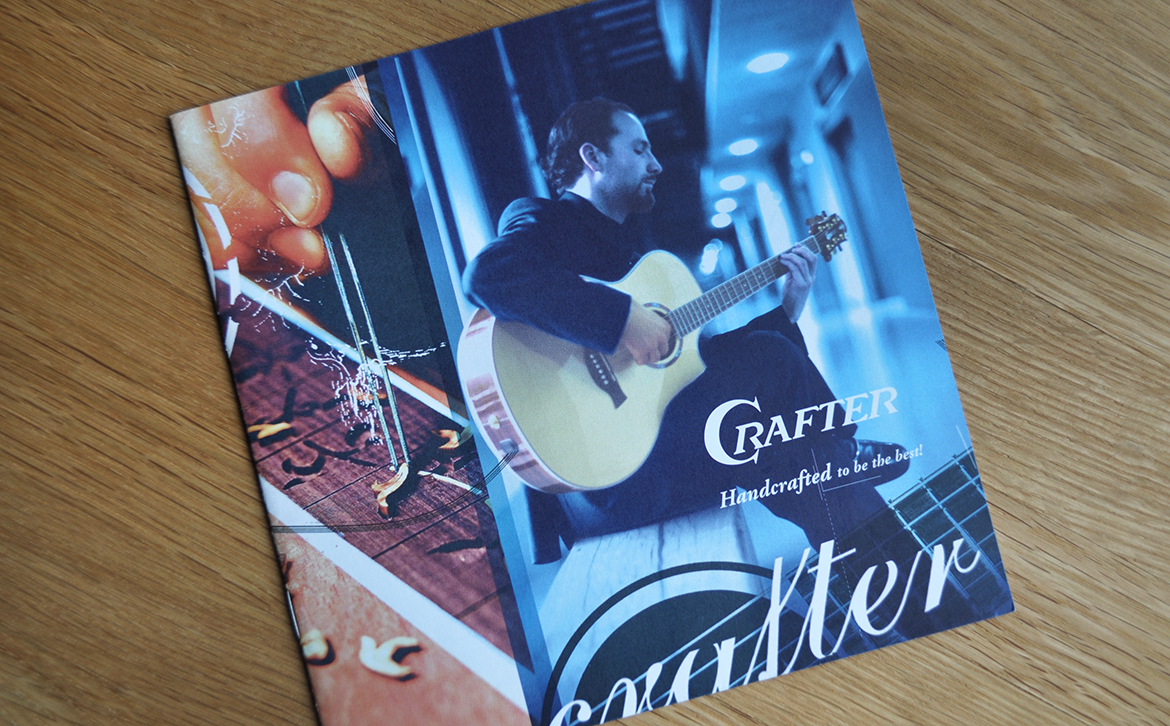 Crafter Guitars